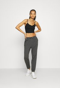 Even&Odd - Tracksuit bottoms - mottled grey - 1