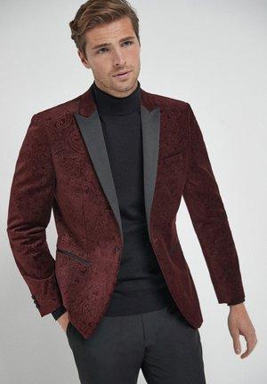 Blazer jacket - dark purple