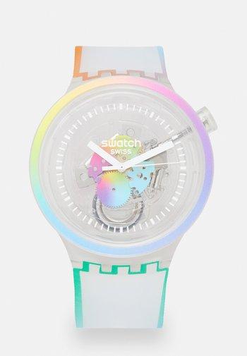LETS PARADE - Reloj - white