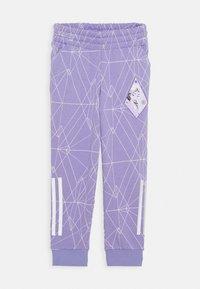 adidas Performance - PANT - Pantalones deportivos - light purple/white - 0