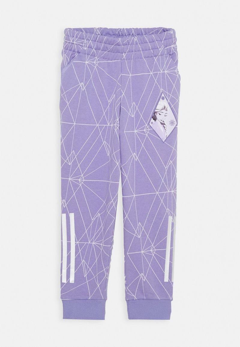 adidas Performance - PANT - Pantalones deportivos - light purple/white