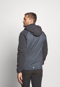 Regatta - AREC  - Soft shell jacket - ash/ash - 2