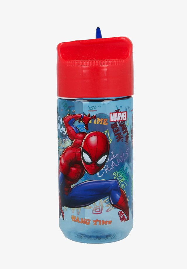 Marvel Spider-Man 430ml - Drink bottle - blau