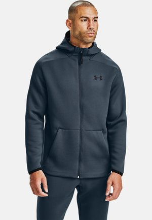 Training jacket - mechanic blue