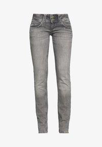 Pepe Jeans - VENUS - Straight leg jeans - grey denim - 3