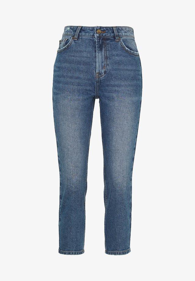 ONLEMILY  - Jeans Straight Leg - medium-blue denim