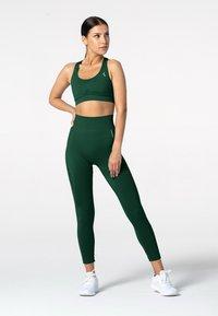 carpatree - Legging - dark green - 0