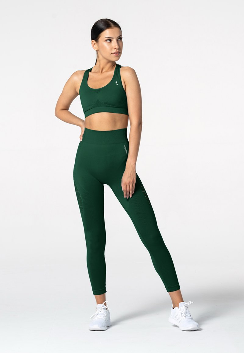 carpatree - Legging - dark green