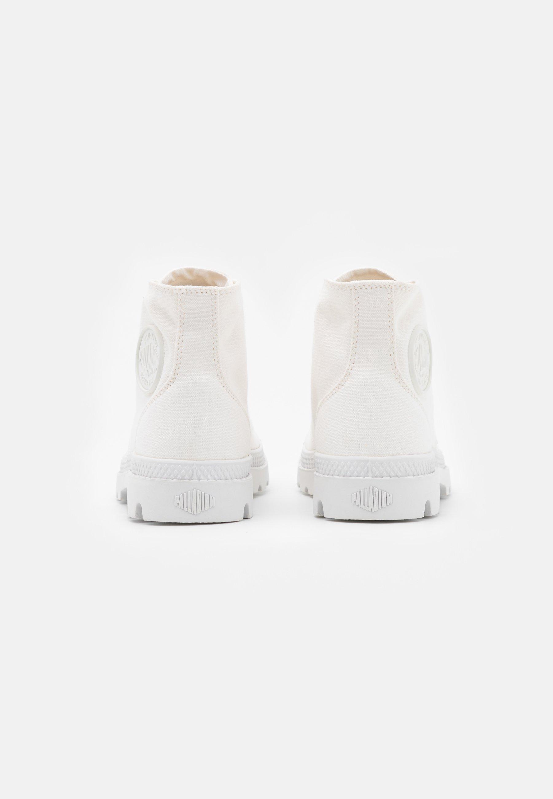 Women MONO CHROME UNISEX - Lace-up ankle boots