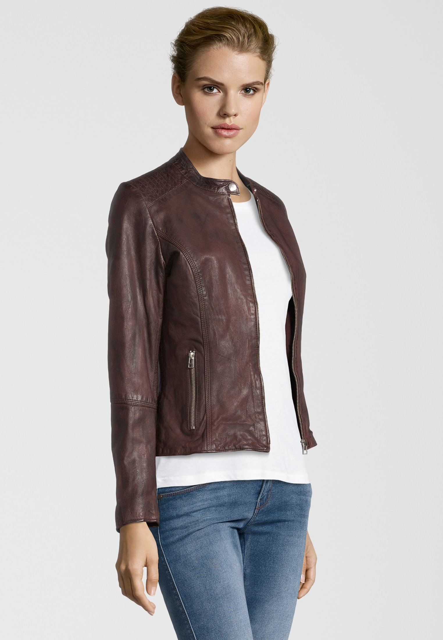 Femme BLAIR BIKER - Veste en cuir
