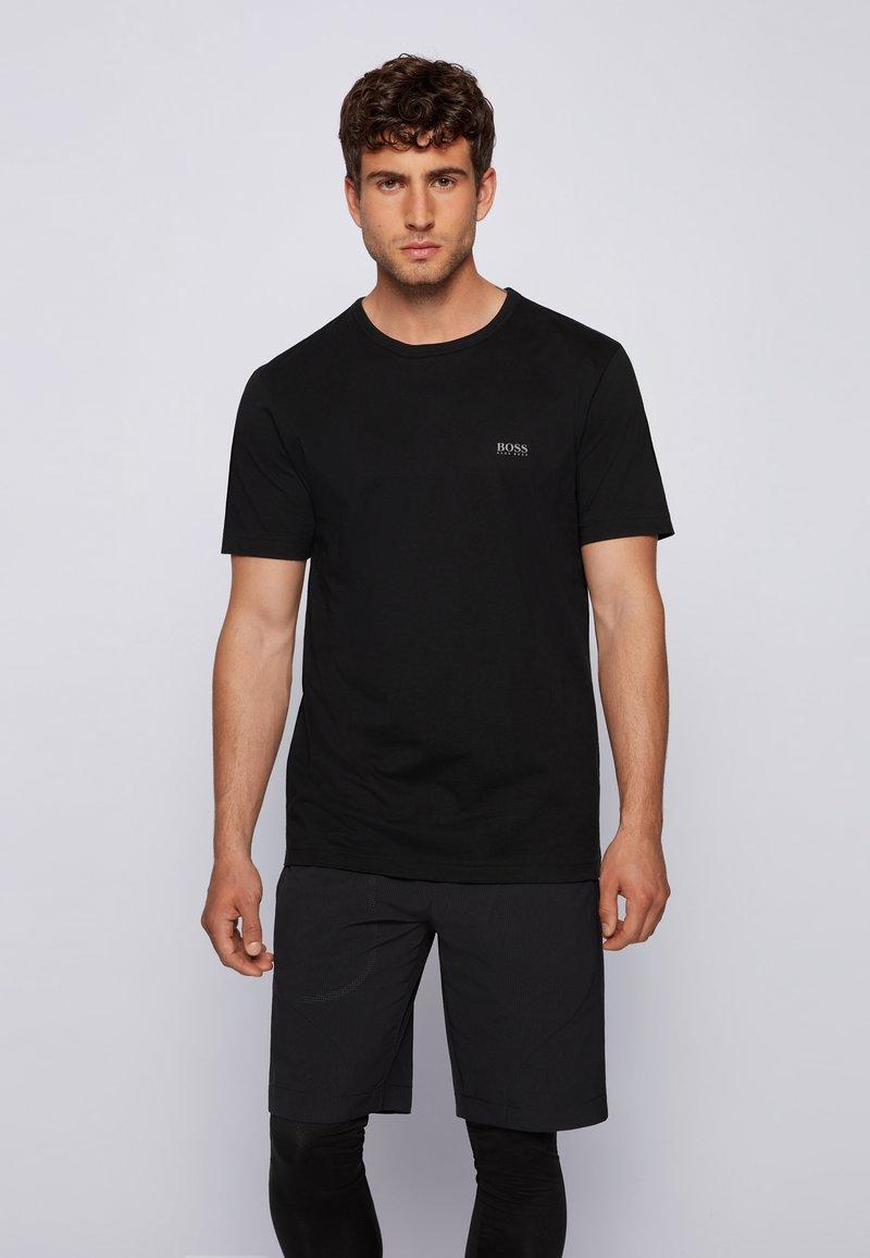 BOSS - TEE - T-shirt basic - black