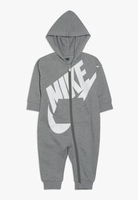 "Nike Sportswear - BABY FRENCH ""ALL DAY PLAY"" - Tuta jumpsuit - grey heather - 0"