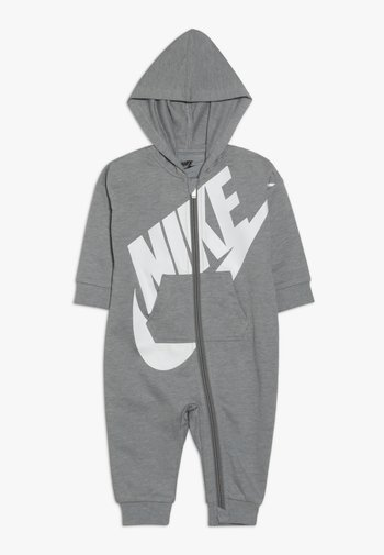 ALL DAY PLAY COVERALL UNISEX - Jumpsuit - grey heather