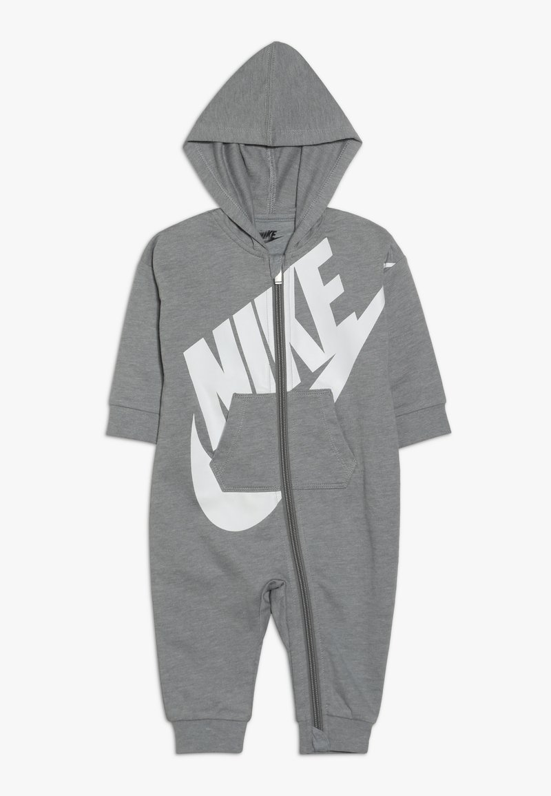 "Nike Sportswear - BABY FRENCH ""ALL DAY PLAY"" - Tuta jumpsuit - grey heather"