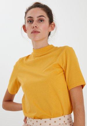 IHRANIA - T-shirts basic - mineral yellow