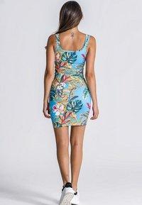 Gianni Kavanagh - Shift dress - multicolor - 2