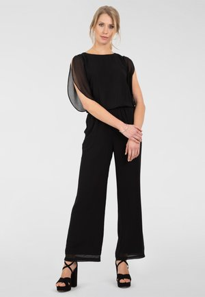 Overall - Jumpsuit - schwarz