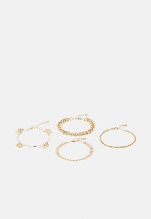 FGSUMMY BRACELET 4 PACK - Bracelet - gold-coloured