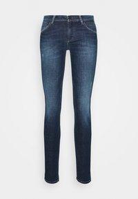 Marc O'Polo DENIM - ALVA - Jeans Skinny Fit - dark-blue denim - 4