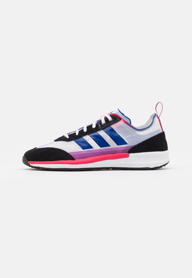 adidas Originals - SL 7200 PRIDE UNISEX - Sneakers - footwear white/core black/core  royal