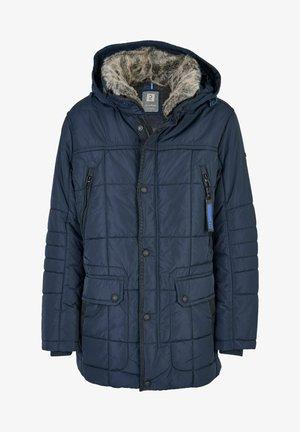 Winter coat - dunkelblau