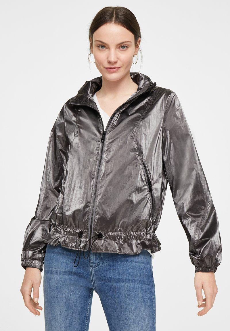 comma casual identity - Summer jacket - grey