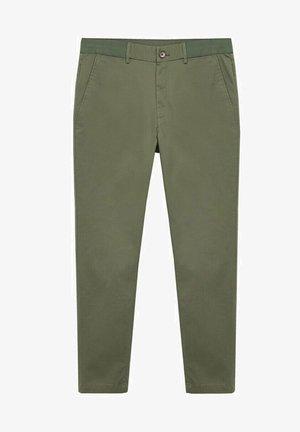PRATO - Pantalones chinos - khaki