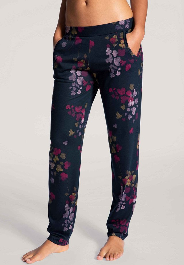 Pyjama bottoms - dark lapis blue