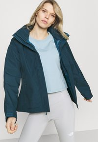 The North Face - SANGRO JACKET - Hardshell jacket - montery blu dark heather - 4