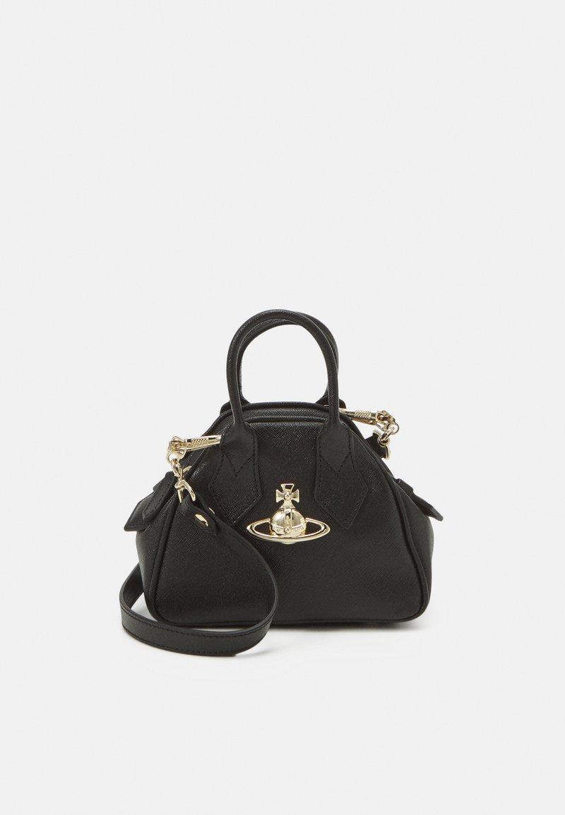 Vivienne Westwood - VICTORIA MINI YASMINE - Handbag - black