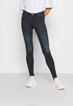 ONLKENDELL LIFE ANKLE - Jeans Skinny Fit - dark blue denim