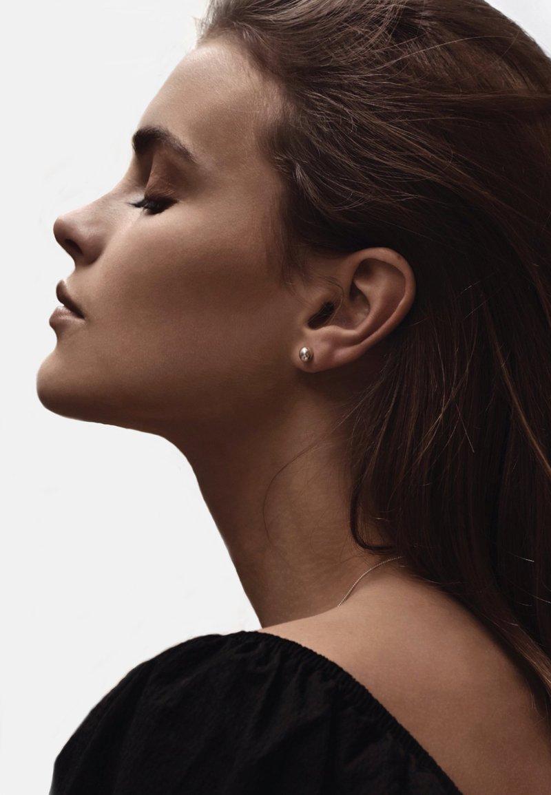 No More - BIG BUBBLE EARRINGS - Earrings - silver