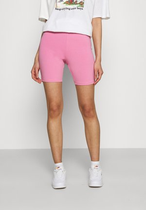THE PIP BIKE - Shorts -  PINK CHERRY BLOSSOM