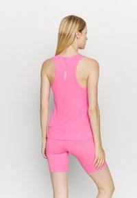 Nike Performance - CITY SLEEK  - Camiseta de deporte - pink glow - 2