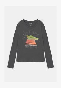 GAP - GIRL - Longsleeve - blue slate - 0