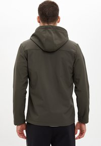 DeFacto - Light jacket - khaki - 1