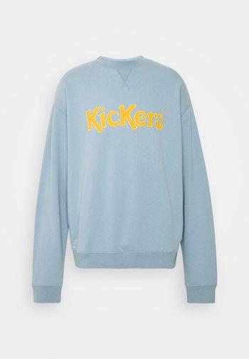 BLUE LOGO - Sweater - blue