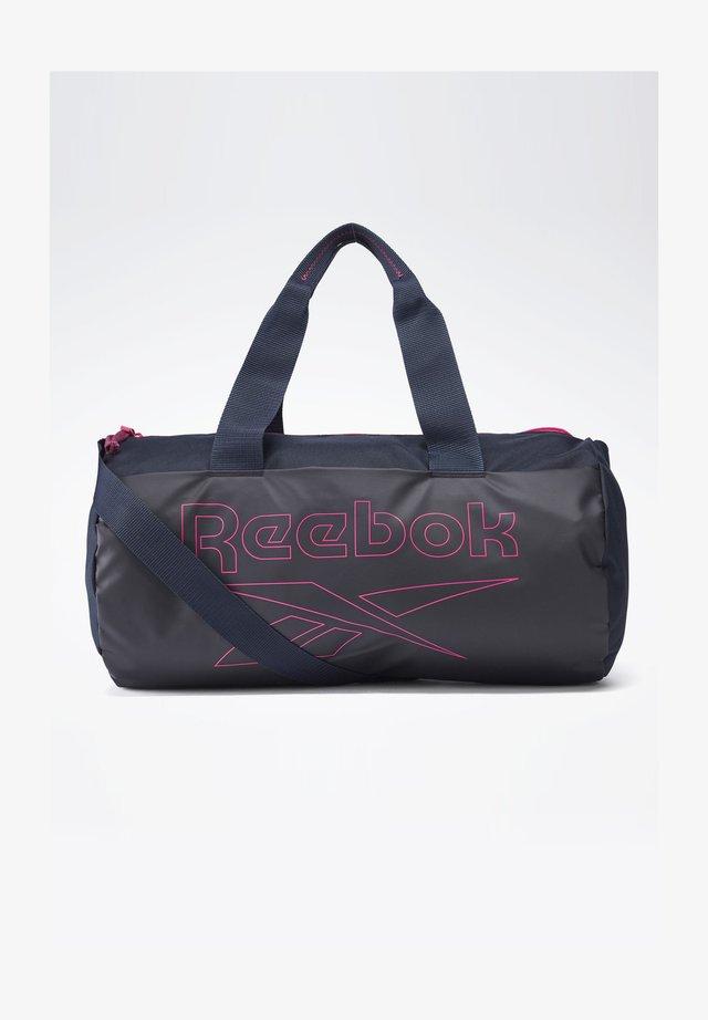 ESSENTIALS CYLINDER BAG - Sports bag - blue