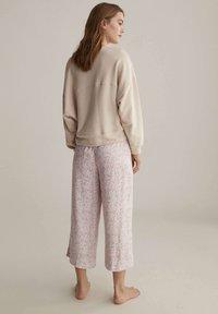 OYSHO - Pyjama bottoms - rose - 2