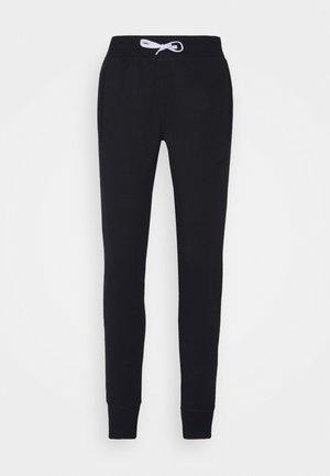 STATUS PANTS WOMEN - Tracksuit bottoms - black