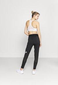 adidas Performance - BAR - Pantalones deportivos - black/white - 2