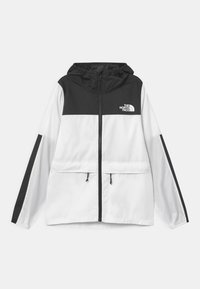 The North Face - LOBUCHE SULPHUR UNISEX - Cortaviento - white/black - 0