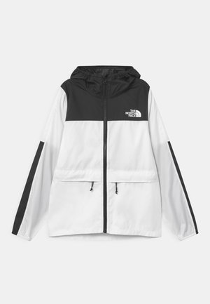 LOBUCHE SULPHUR UNISEX - Windbreaker - white/black