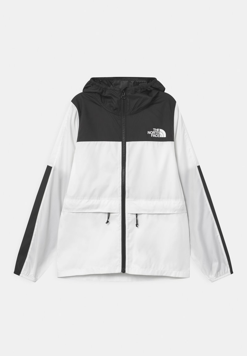 The North Face - LOBUCHE SULPHUR UNISEX - Cortaviento - white/black