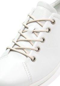 ECCO - SOFT  - Sneakers basse - white - 6