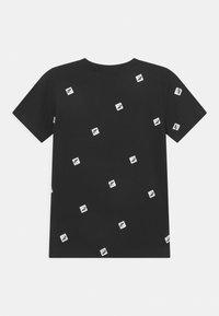 Jordan - POST IT UP UNISEX - Print T-shirt - black - 1