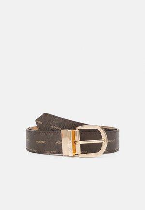 LIUTO - Belt - cuoio/multicolor