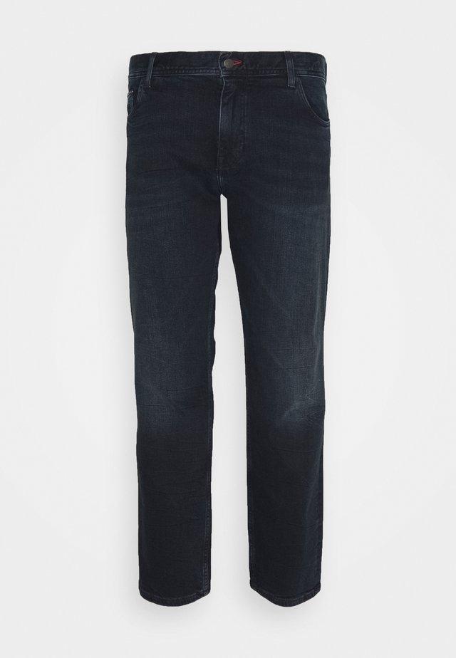 MADISON STR BURKE BLUE - Straight leg jeans - denim