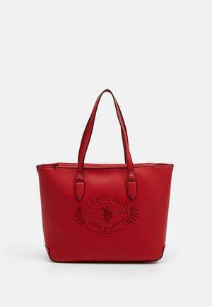 HAILEY BAG - Handbag - red