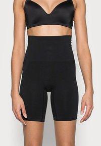 Cotton On Body - SMOOTHER SHAPER HIGH WAIST SHORT - Shapewear - black - 0